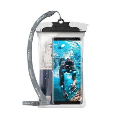 Ringke U-Fix Round Waterproof Universal Phone Case [Large]