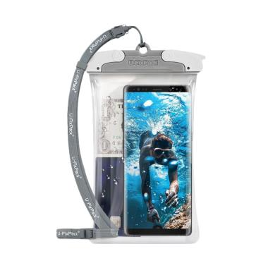 Ringke U-Fix Round Waterproof Universal Phone Case [Large]