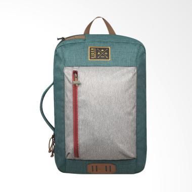 Eiger 1989 Borderpass Trilogic Laptop Bag - Olive [20 L]