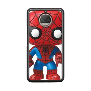 harga Flazzstore Funko Pop Spiderman F0002 Premium Casing for Motorola Moto G5S Plus Blibli.com