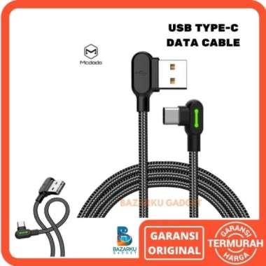 Promo Mcdodo CA5281 Kabel Type C 1.2M Kabel Data Mcdodo Charger Special - Hitam Murah
