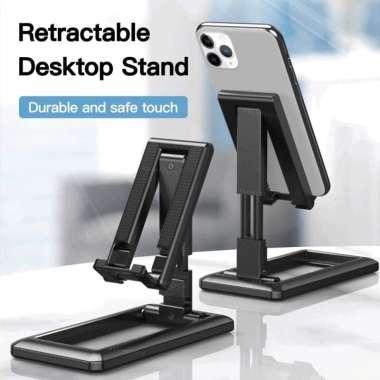 harga Phone Bracket Holder Penyangga Dudukan HP Universal Standing Holder HP Serbaguna Bening Blibli.com