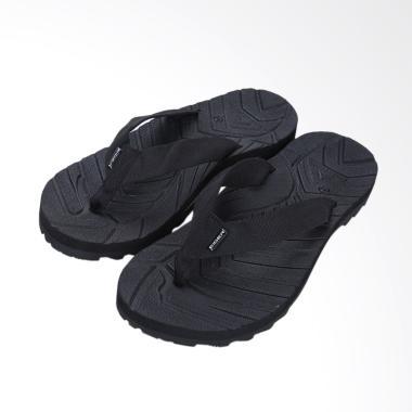 harga Eiger Ugimba Pinch Strap Sandal Pria - Black Blibli.com