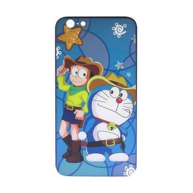 harga JV ACC Fuze Motif Doraemon Kode 2 Silikon Casing for iPhone 6 Plus Blibli.com