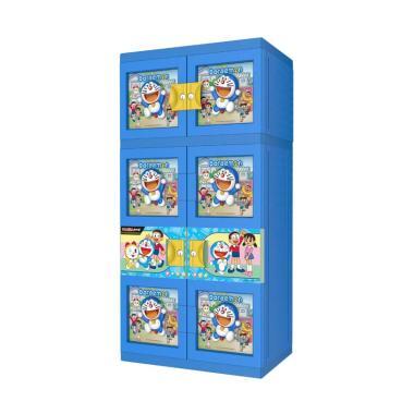 Naiba Boneka Timbul Motif Doraemon Plastik Gantung ...