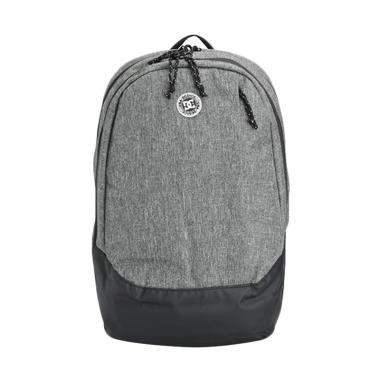 DC Punch Yard M Anthracite Backpack Tas Pria