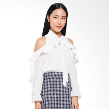 595d2d97695fb Jual Baju Cut Off Shoulder Online - Harga Baru Termurah April 2019 ...