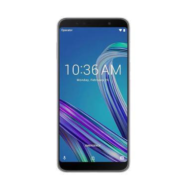 Asus Zenfone Max Pro M1 ZB602KL Smartphone - Silver [64 GB/ 4 GB]