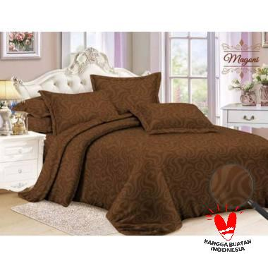 Rumindo Magoni Set Sprei dan Bed Cover