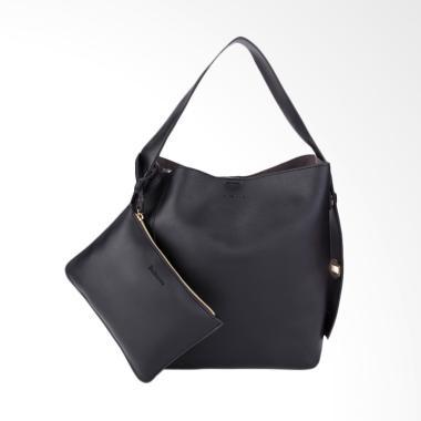 Bellezza 61604-01 Hand Bags Tas Wanita - Black aade7d9636