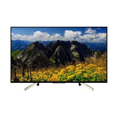 SONY KD-65X7500F UHD 4K Smart Android HDR LED TV [65  Inch]
