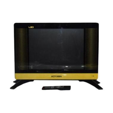 AOYAMA TV LED - Hitam [20 Inch]