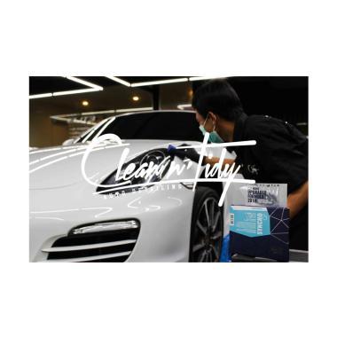 Clean & Tidy Paket Gyeon Syncro Q2 Small Size Car