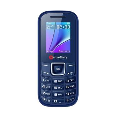 harga Strawberry Bomb S5 Handphone [Dual SIM/ Radio FM] Blibli.com