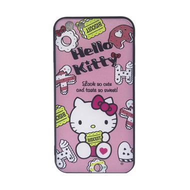 harga JV ACC Fuze Motif Hello Kitty Kode 4 Silikon Casing for iPhone 6 Blibli.com