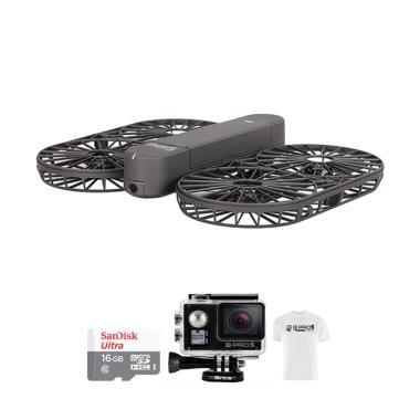 Brica Invra5 Hybrid Drone + Free B- ... mory Card 16 GB + T-Shirt