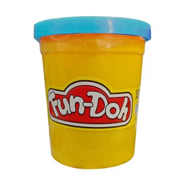 Fun Doh Refill Mainan Lilin Anak - Biru
