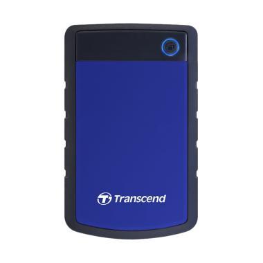 Transcend StoreJet 25H3 Harddisk Eksternal [4 TB/ Antishock]