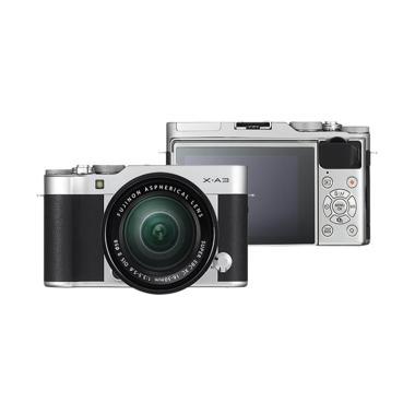 Fujifilm X-A3 XC16-50mm F3.5-5.6 OI ...  8+SDHC 16GB+LEATHER CASE