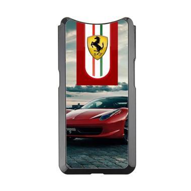 Acc Hp Ferrari W3033 Custome Casing for OPPO Find X