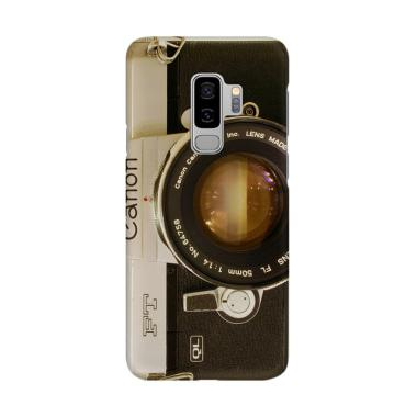 Indocustomcase Camera Canon FT QL C ... or Samsung Galaxy S9 Plus