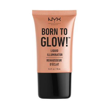 NYX Born To Glow Liquid Illuminator Highlight & Contour - Gleam