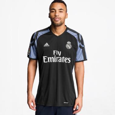 adidas Real Madrid 3rd Jersey Sepakbola Pria ...