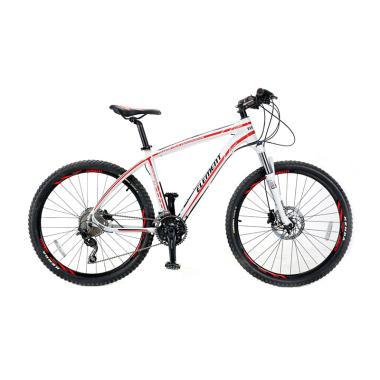 harga Element XC 800 Sepeda MTB - White [Frame Alloy/Deore 30 Speed/26 Inch/Hydrolic] Blibli.com