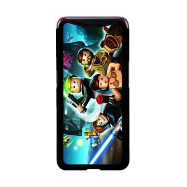 harga Flazzstore Star Wars Lego Down Y1959 Premium Casing for Oppo Find X Blibli.com