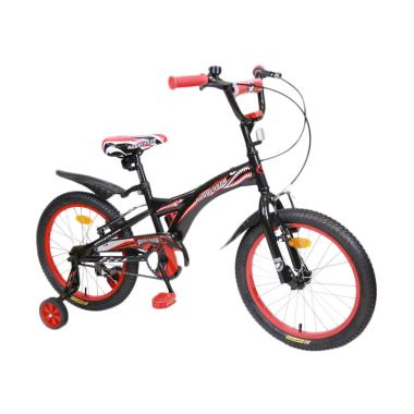 WIMCYCLE Aggressor Sepeda BMX 18 Inch