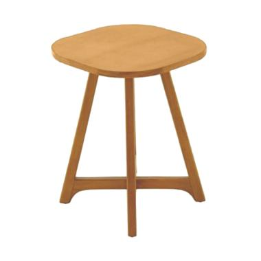 Fabelio Eton Side Table - Light Brown