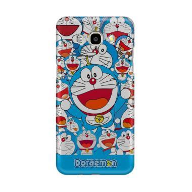 harga Indocustomcase Doraemon Sticker Bomb Cover Casing for Samsung Galaxy J7 2016 Blibli.com