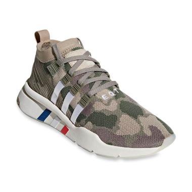 harga adidas Originals Men EQT Supprt Mid ADV Primeknit Sepatu Olahraga Pria [B37513] Blibli.com