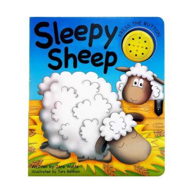 harga Genius Baby A Noisy Book : Sleepy Sheep Boardbook Buku Anak Blibli.com