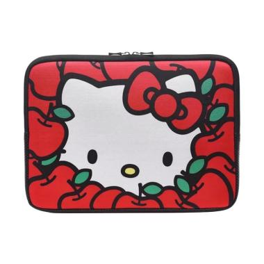 harga Cooltech Hello Kitty Neoprene Softcase Laptop Sleeve 14 Inch - Red Blibli.com