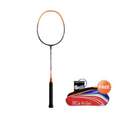 Hi-Qua Badminton New Challenger 8000 Raket Bulutangkis + Free Tas [Sudah disenarkan]