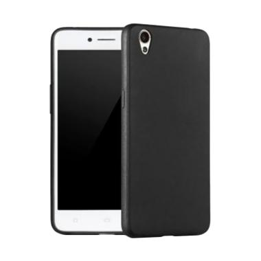 innovative design 4ff07 67b8c OEM Slim Matte Casing for Oppo Neo 9 A37 - Black [906345]