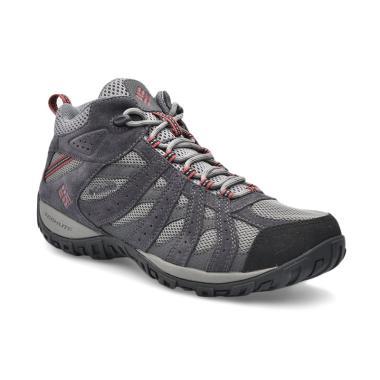 Columbia Men Redmond Mid Waterproof Charcoal Wide Se... Rp 1.424.250 Rp  1.899.000 25% OFF · Columbia Men Grand Canyon Mid Outdry Sepatu Hiking 307f3419ba