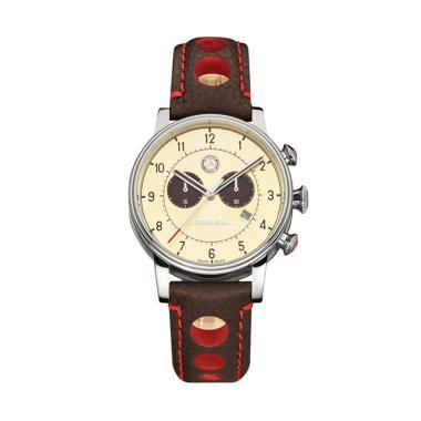harga Mercedes-Benz Chronograph Classic Jam Tangan Pria - Beige Brown [Original] Blibli.com