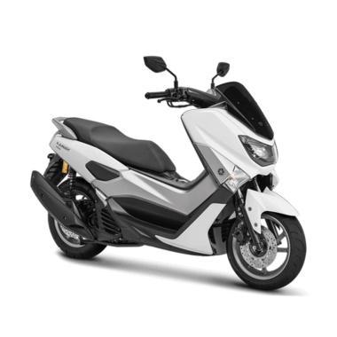 Yamaha New NMAX 155 Non ABS Sepeda Motor [VIN 2019/ OTR Jawa Barat]