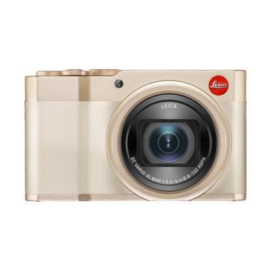 harga Leica C-Lux Digital Kamera Mirrorless - Light Gold DOSS Blibli.com