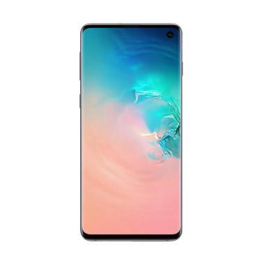 Samsung Galaxy S10 Smartphone - Prism White [128GB / 8GB]