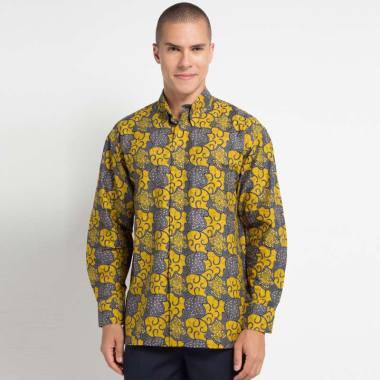 Jual Baju Batik Lengan Panjang Pria Terbaru - Harga Murah  5e4252731d