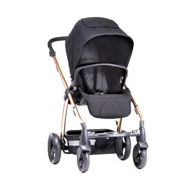 harga Mamas & Papas Sola 2 Baby Stroller - Black Rose Gold + Carry Cot Kereta Dorong Bayi - Blibli.com