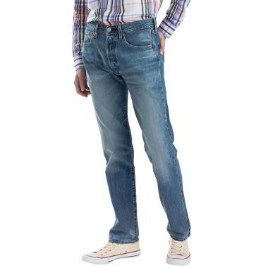 harga Levi's 501 Levis Fit Pipe Mid Celana Jeans Pria - Blue [Original] Blibli.com