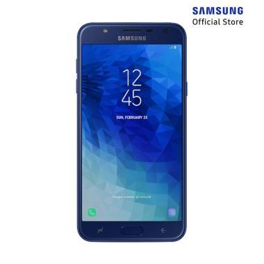 Samsung Galaxy J7 Duo Smartphone - Blue [32GB/ 3GB] + XL packet 12GB