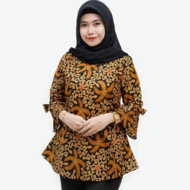 Az Zahro Calista Blouse Batik Wanita Multi