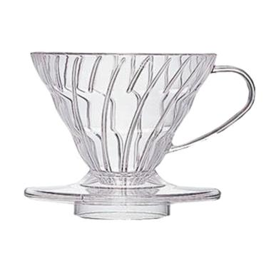 Hario VD-01T Coffee Dripper V60 01 - Clear