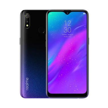 Realme 3 Smartphone - Dynamic Black [3 GB/32 GB]