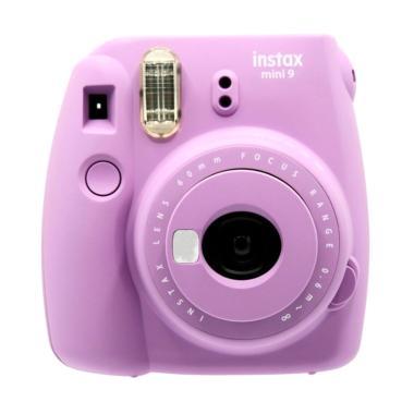 harga Fujifilm Instax Mini 9 Kamera Pocket - Smokey Purple Blibli.com